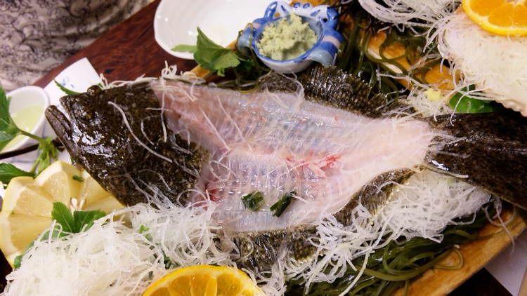 Bizarre Seafood Ikizukuri 3