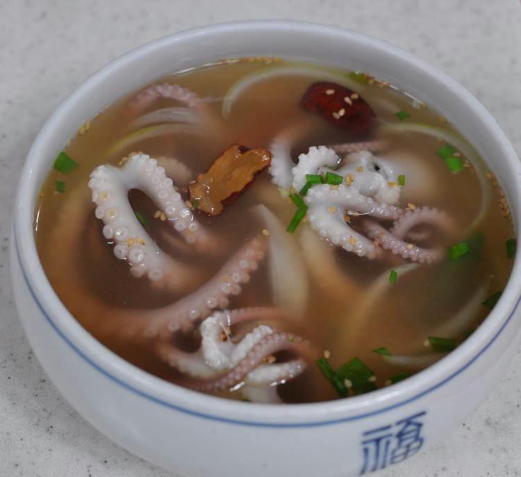 Bizarre Seafood Sannakji 2