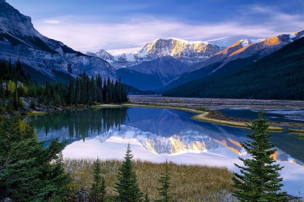 Icefields Parkway Alberta