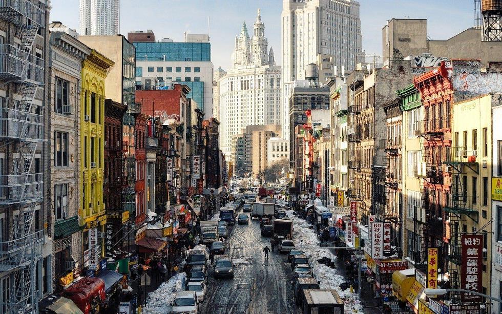 New York City Photographs Chinatown
