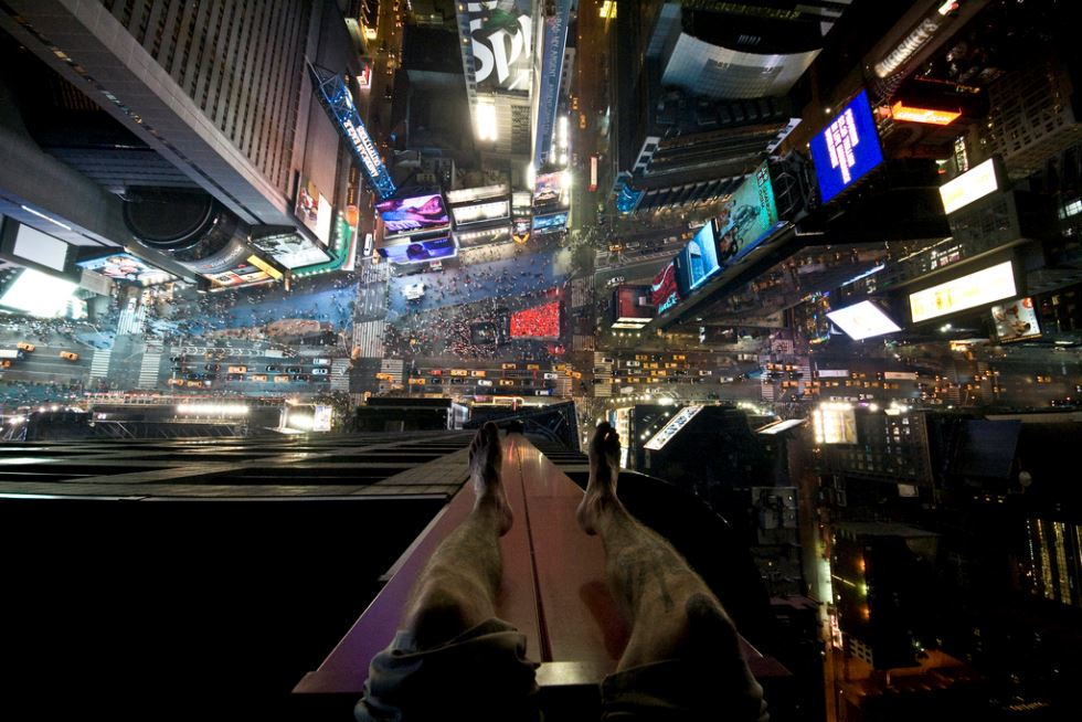 Incredible New York City Photographs Time Square