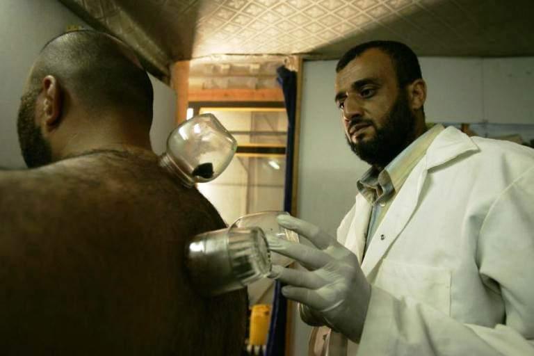 Bizarre Modern Medicine Bloodletting 2