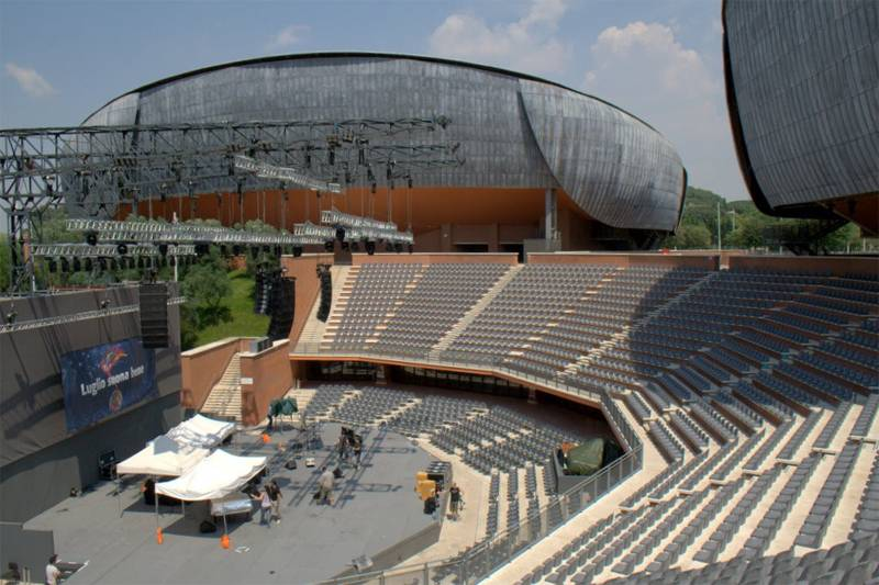 Renzo Piano Designs Parco