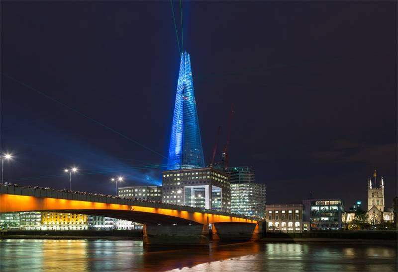Renzo Piano The Shard