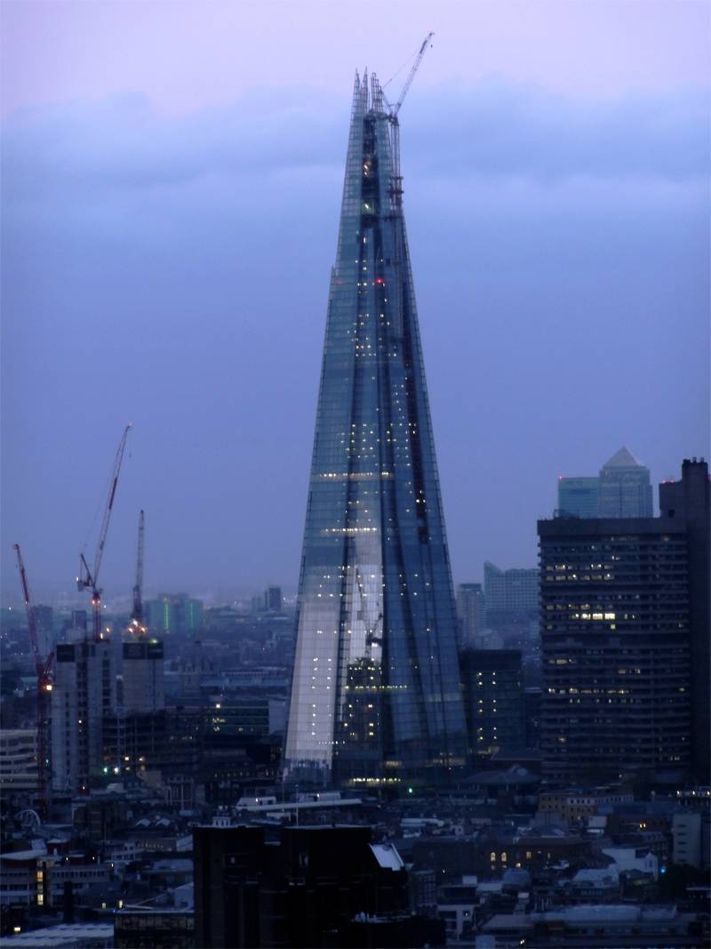 Renzo Piano Shard