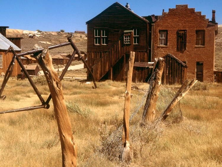 mystifying ghost towns bodie 1