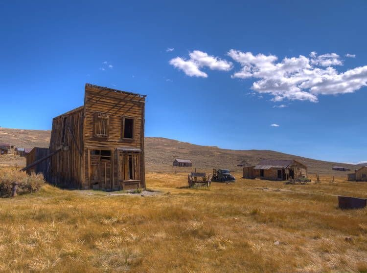 Bodie California Picture