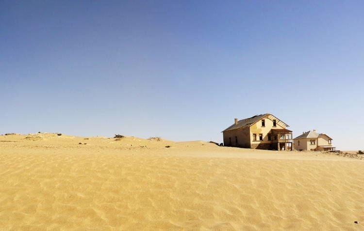 Kolmanskop Picture