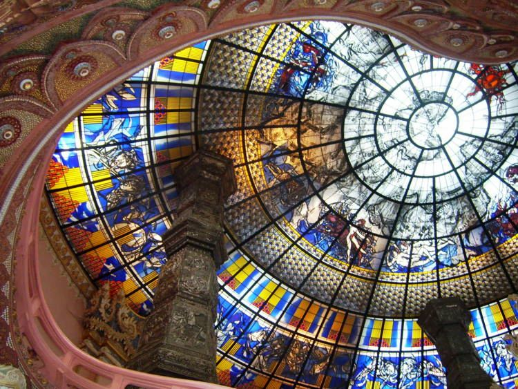 The World S Most Magnificent Stained Glass Artwork