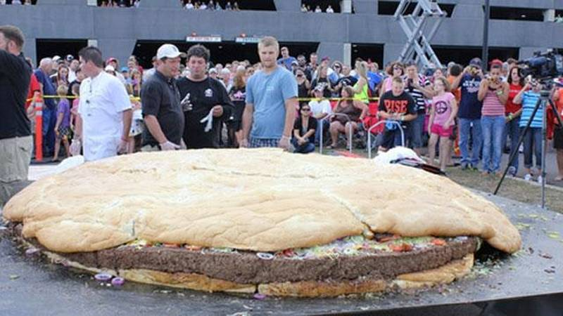 World's Largest Food