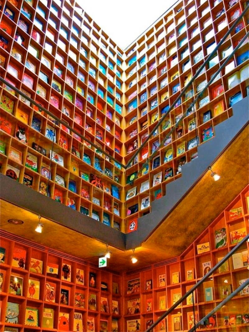 Superb The Worlds Coolest Libraries Largest Home Design Picture Inspirations Pitcheantrous