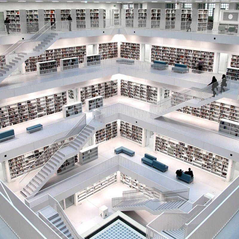 Stuttgart Libraries