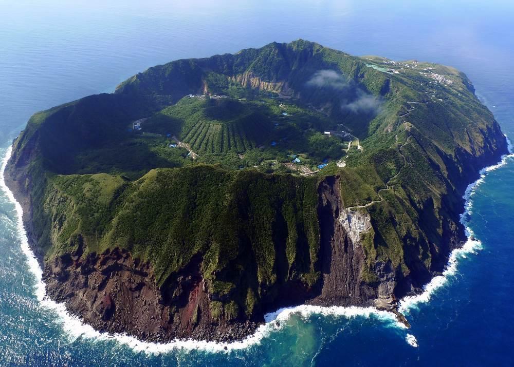Aogashima Island Japan