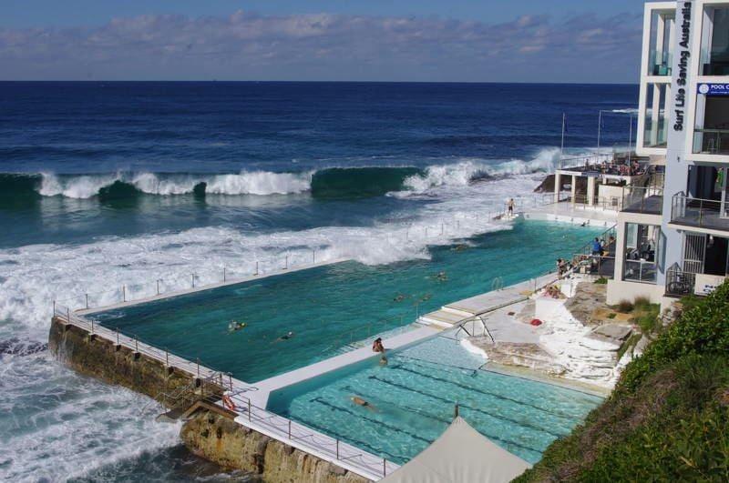 the worlds most beautiful pools bondi icebergs swimming club bondi icebergs pool - World S Most Amazing Swimming Pools
