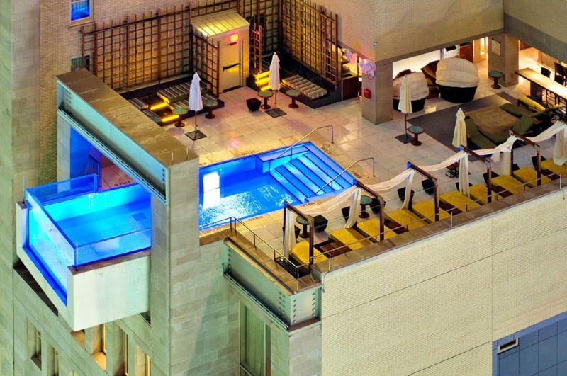 Beautiful Pools the world's nine most beautiful pools