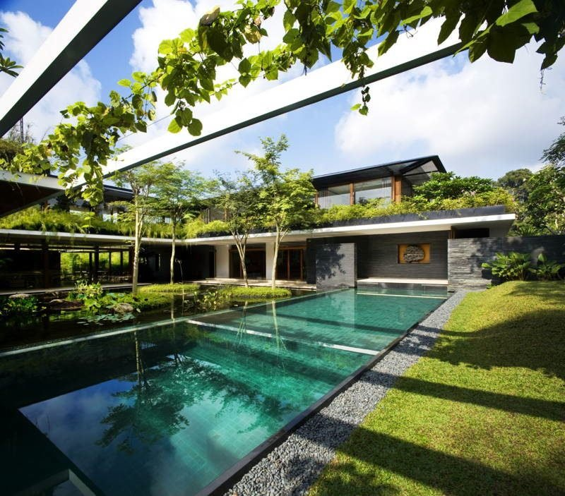 The World's Nine Most Beautiful Pools Tangga Singapore