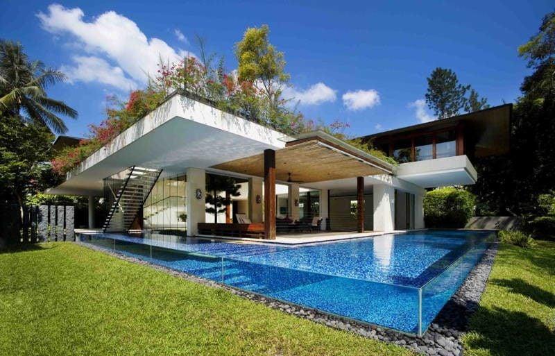 Tangga House Pool Singapore