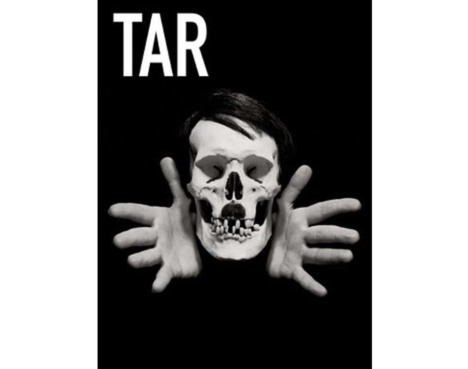 Bizarre Magazine Tar Skull