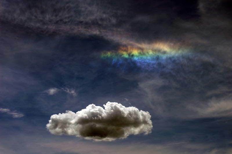 Mind-Blowing Natural Phenomena Fire Rainbows