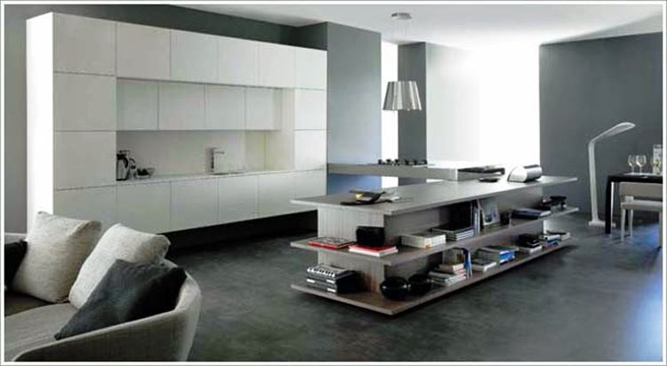 Awesome Futuristic Kitchen Designs