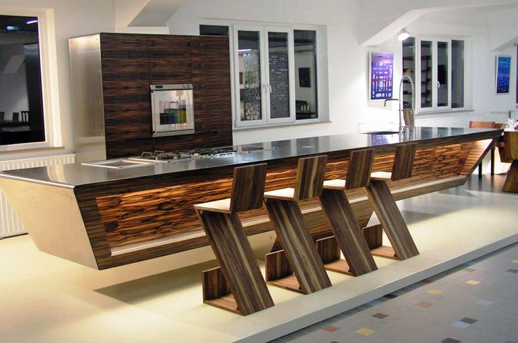 The coolest kitchen designs in the world - All about kitchens ...