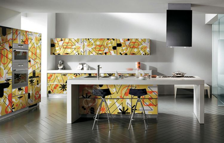 Coolest Kitchen Designs Beautiful Pattern