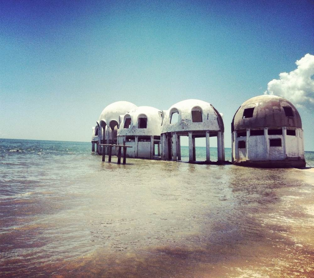 Florida's Bizarre Dome Homes