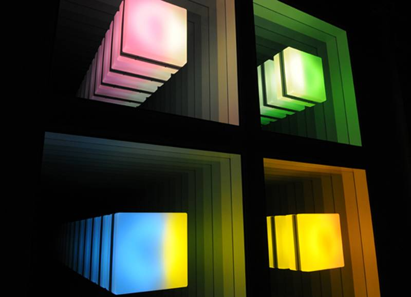 Chul Hyun Ahn Light Art