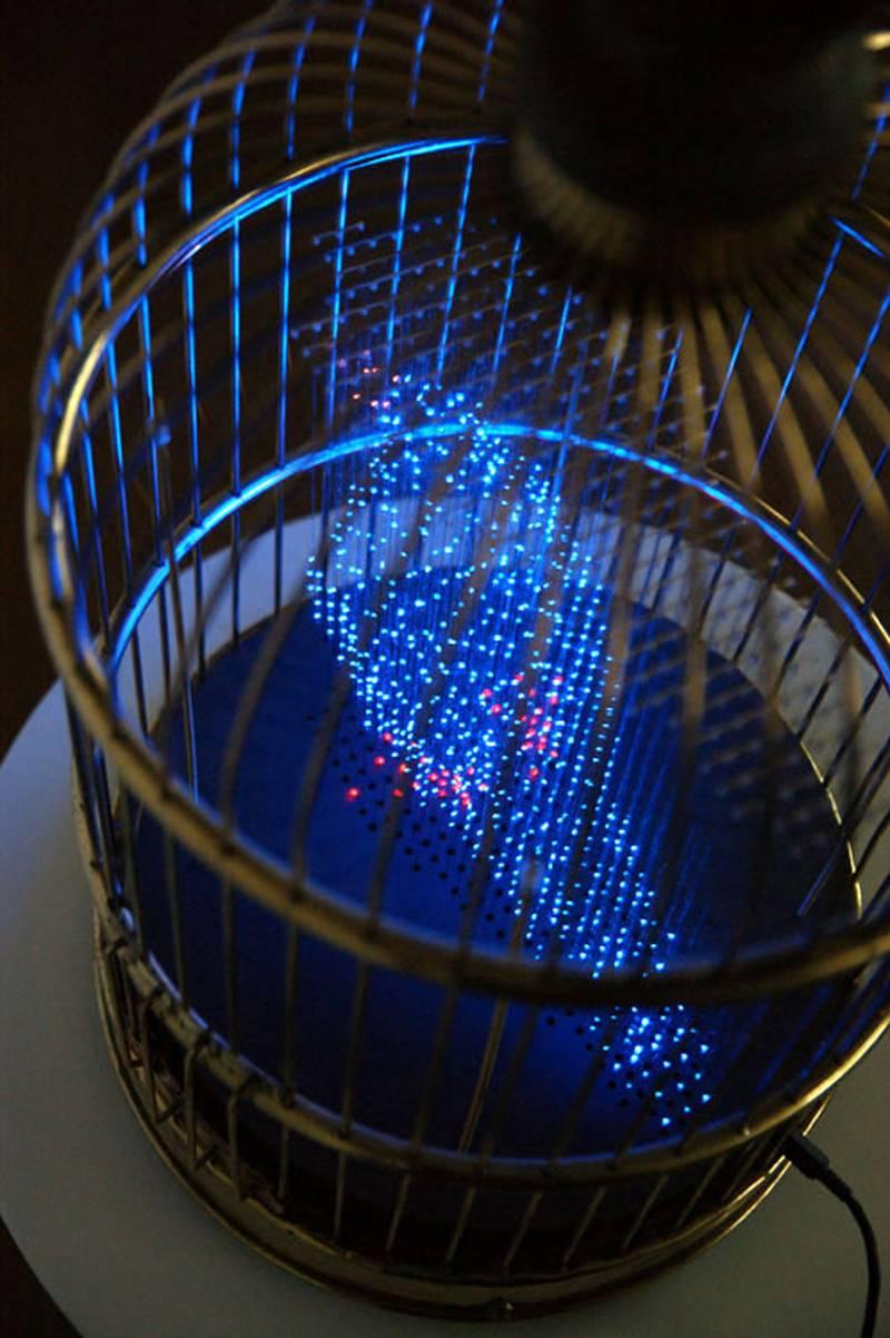 Makoto Tojiki Light Art