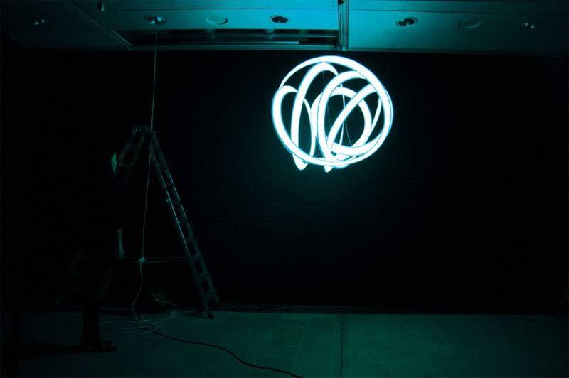 Fascinating Light Art Tojiki 5