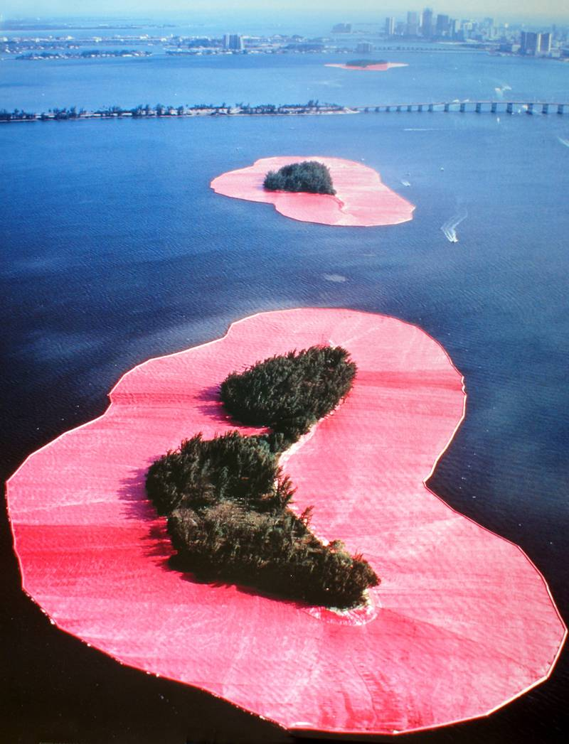 Incredible Christo Works Island