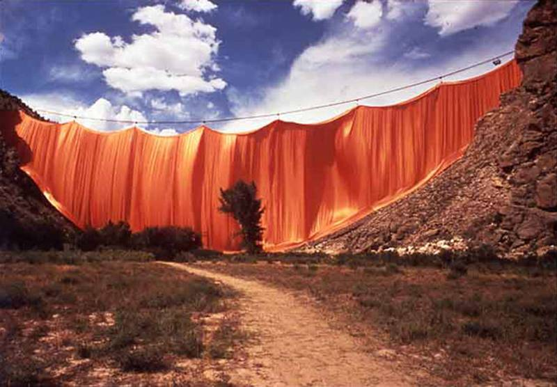 Incredible Christo Works Valley