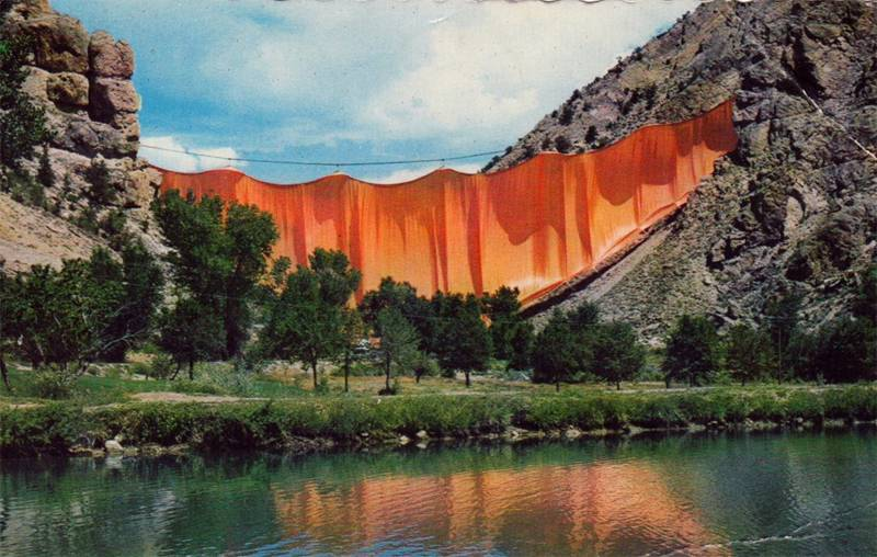 Incredible Christo Works Valley 2