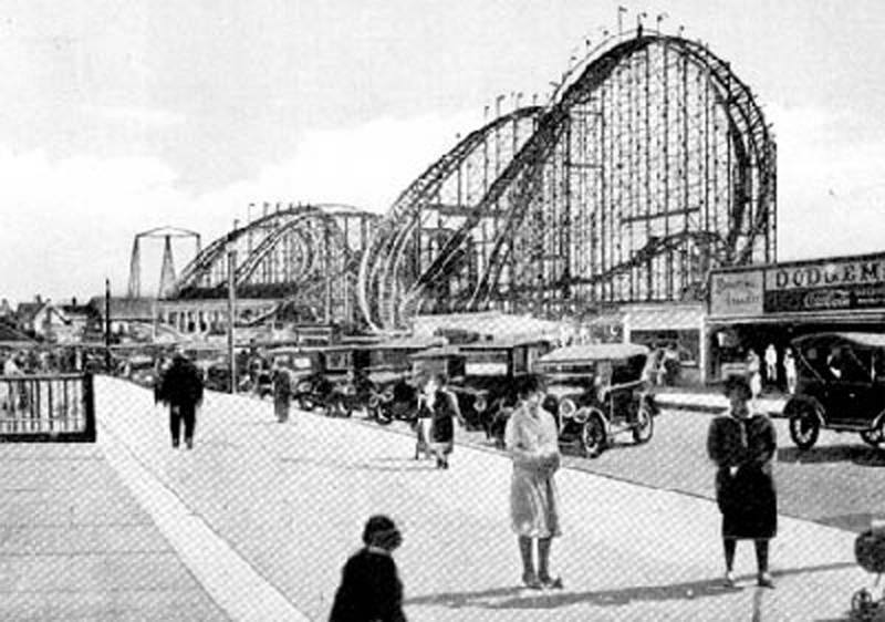Four Of History's Most Dangerous Theme Park Rides