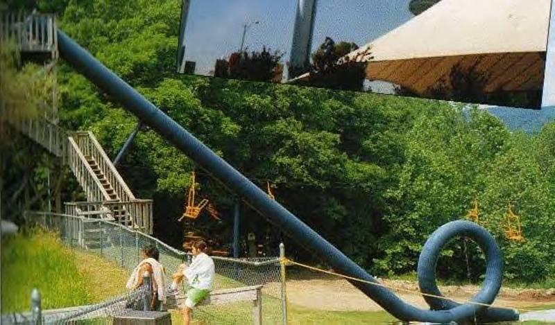 Four Dangerous Theme Park Rides Slide