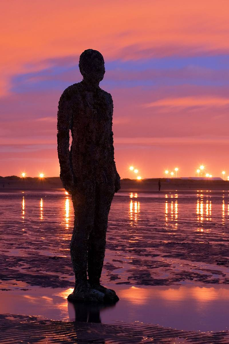 Four Outstanding Sculptors Gormley 2