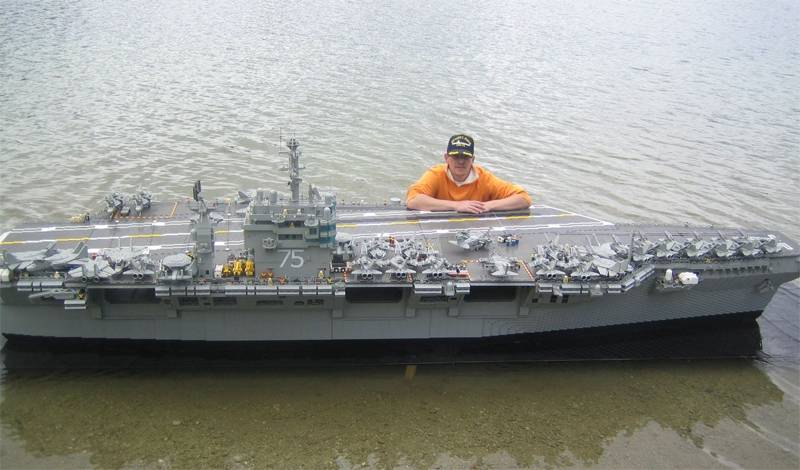 Incredible Lego Designs Carrier