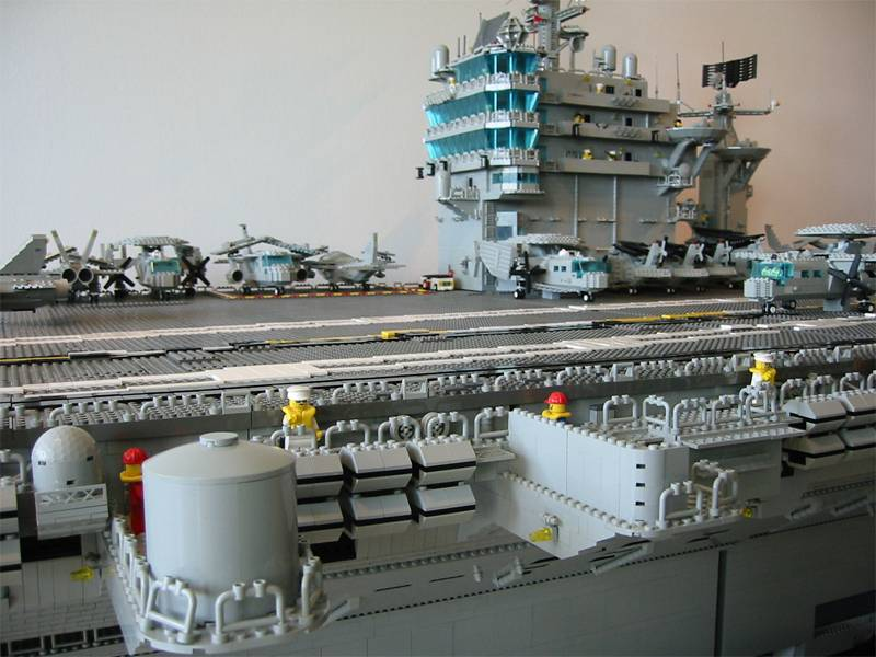 Harry S. Truman Aircraft Carrier