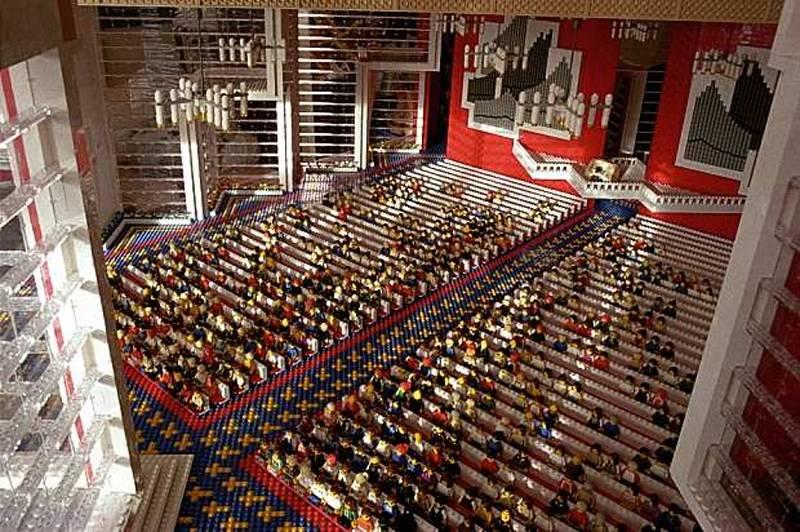 Impressive Lego Designs