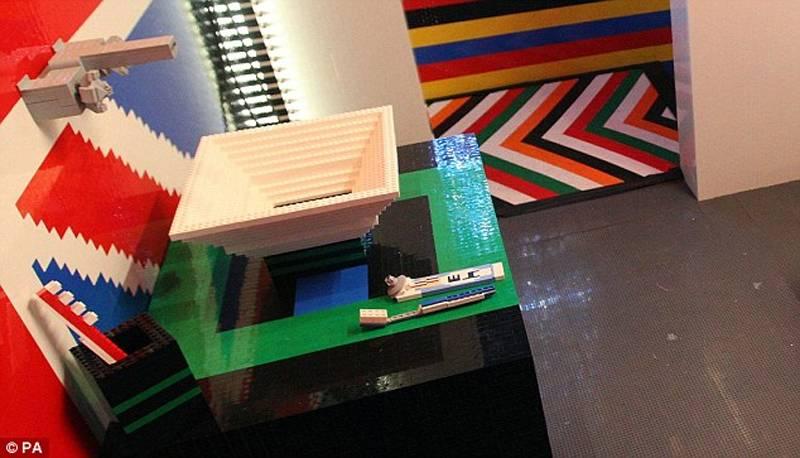 Impressive Lego Designs Lego House