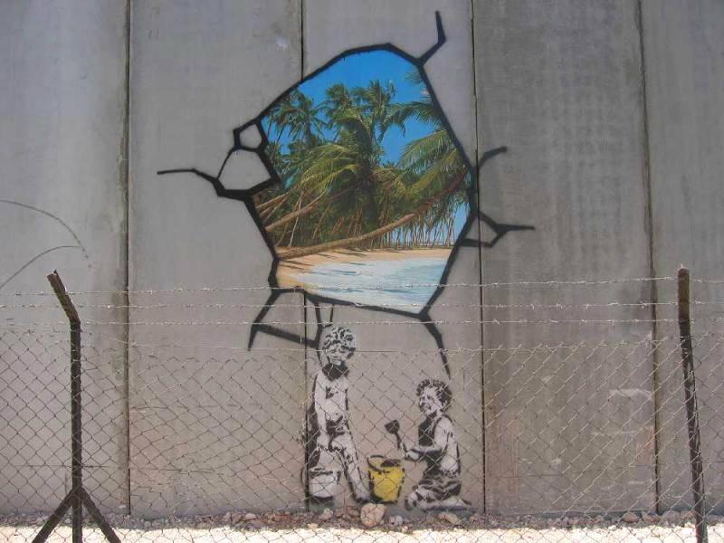 Banksy Best Graffiti Artists