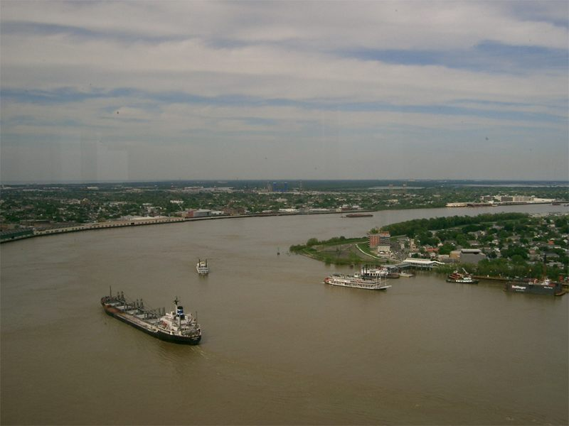 Important Rivers Mississippi 1