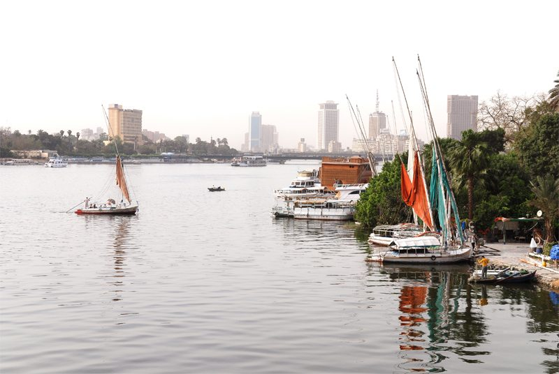 Important Rivers Nile 3