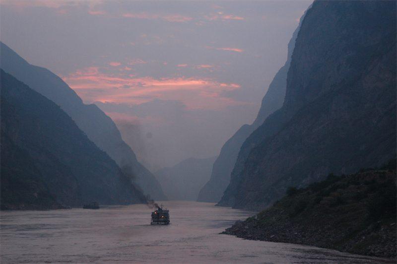 Important Rivers Yangtze 1