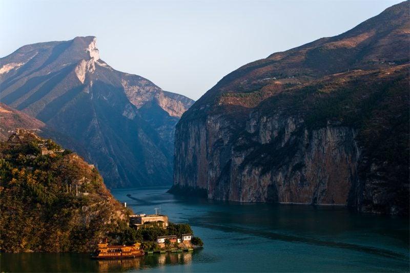 Important Rivers Yangtze 3