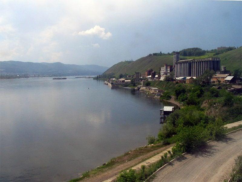 Important Rivers Yenisei 2