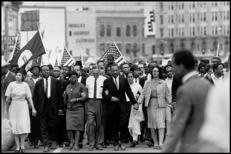Great Freedom March 1963