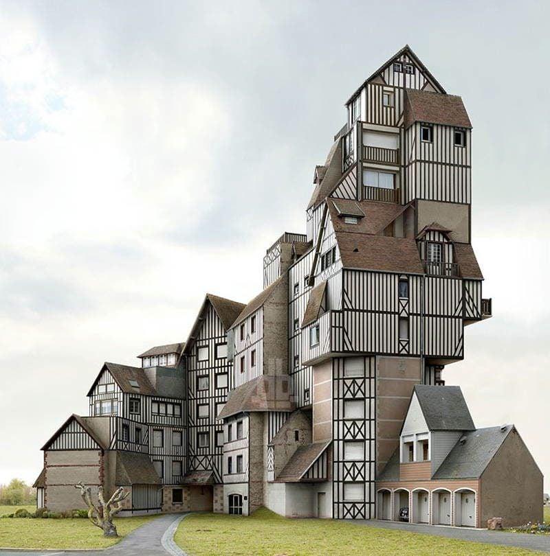 Impossible Architecture