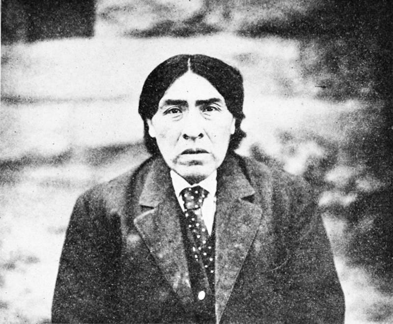 Ishi 1915