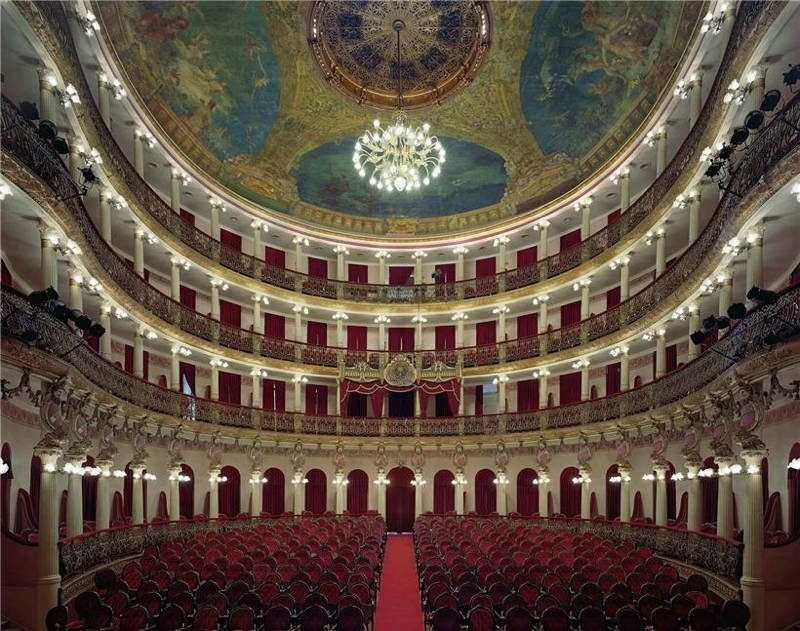 Jungle City Manaus Teatro